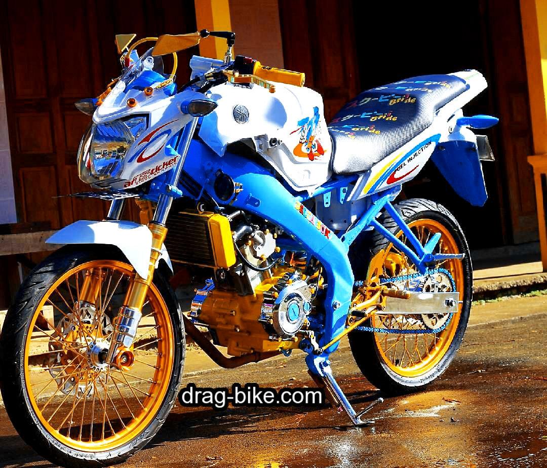 Download foto motor vixion drag
