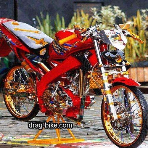 Gambar Modifikasi Motor Vixion Keren Kontes Terbaik