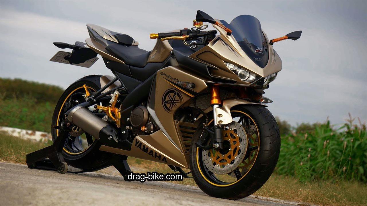 Modifikasi Motor New Vixion Lightning NVL