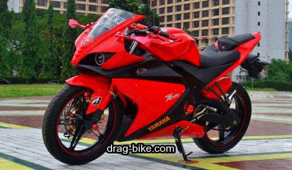 Modifikasi new vixion full fairing R-125