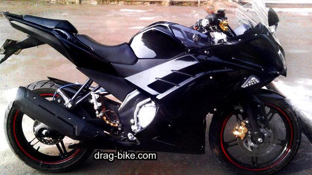 Modifikasi new vixion full fairing ninja 250 hitam