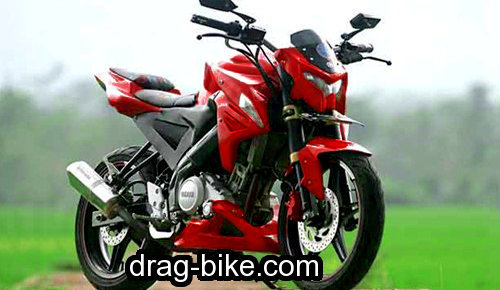 foto motor modifikasi vixion street fighter monster merah