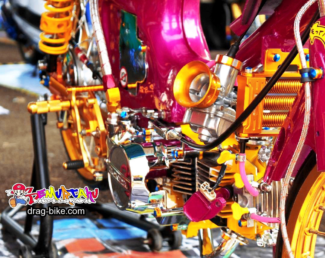 Modifikasi Motor Drag Prima