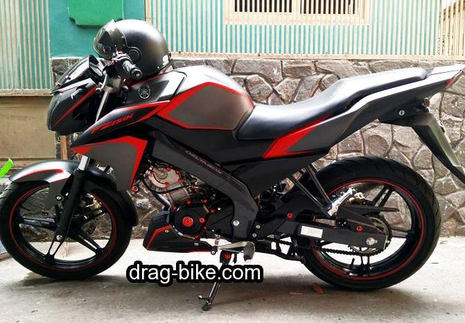 modif vixion street fighter monster thailook style