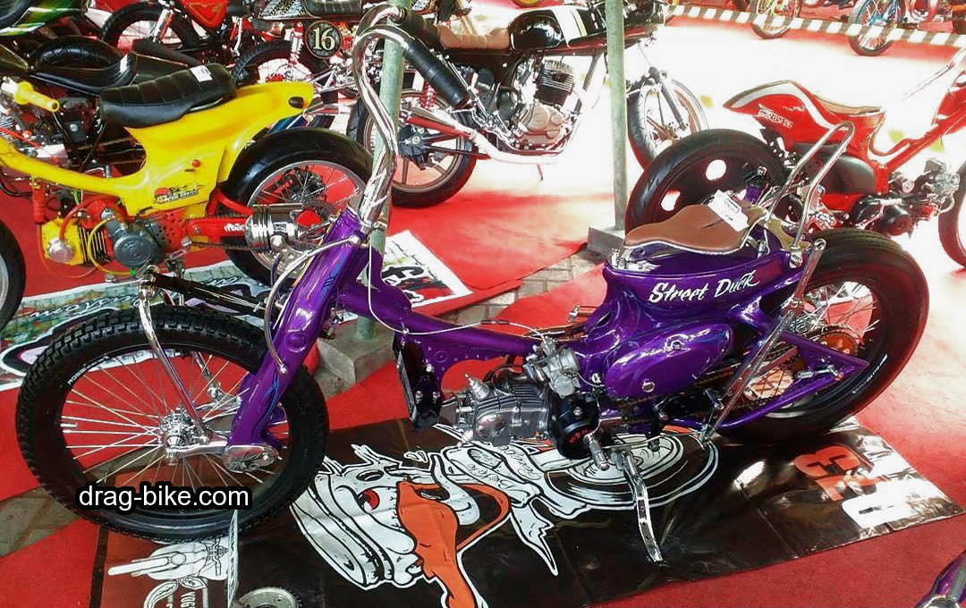 modifikasi motor c70 kontes
