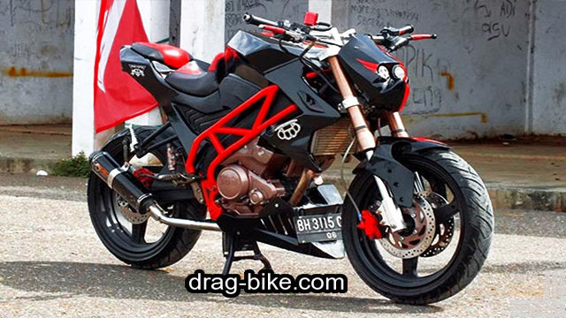 Foto Modifikasi Motor Jupiter Z 2008
