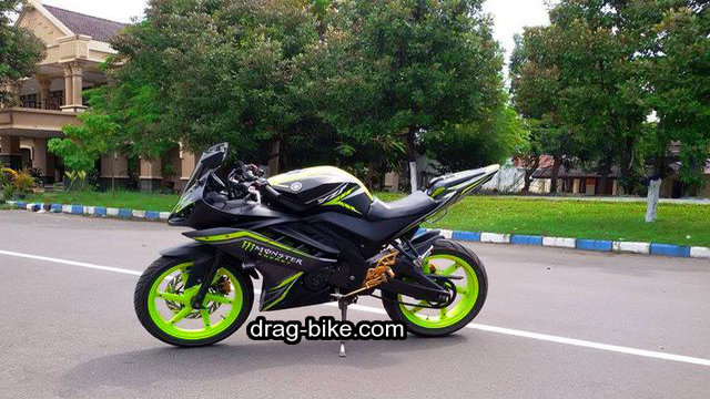 modifikasi new vixion full fairing r25