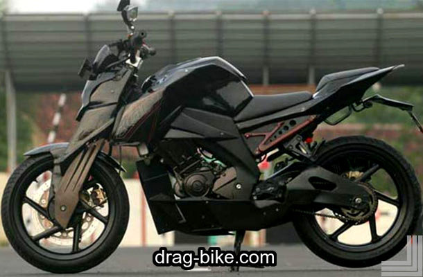 old vixion modif street fighter