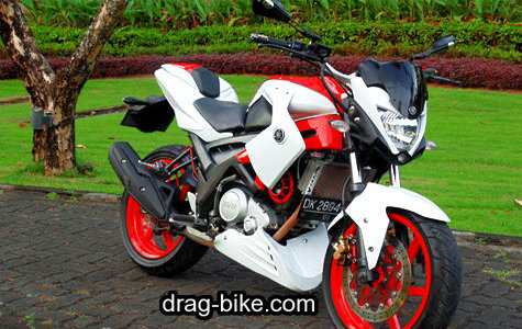 vixion street fighter touring