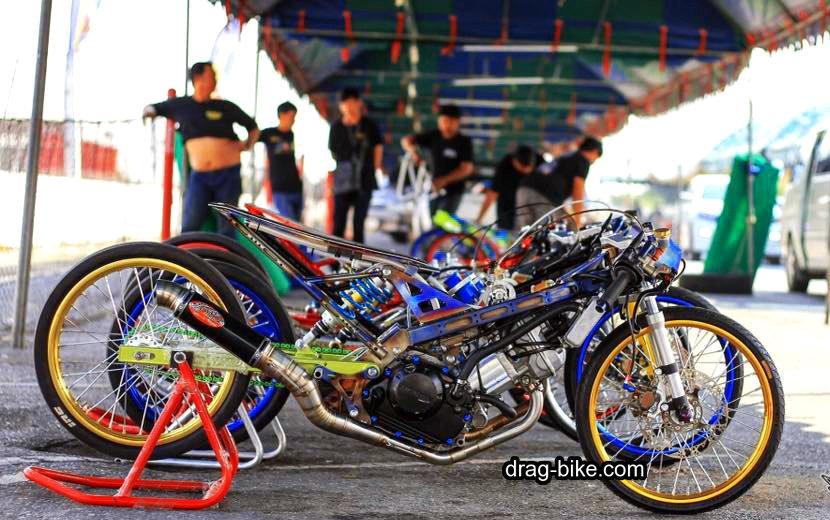 drag motor sonic thailand