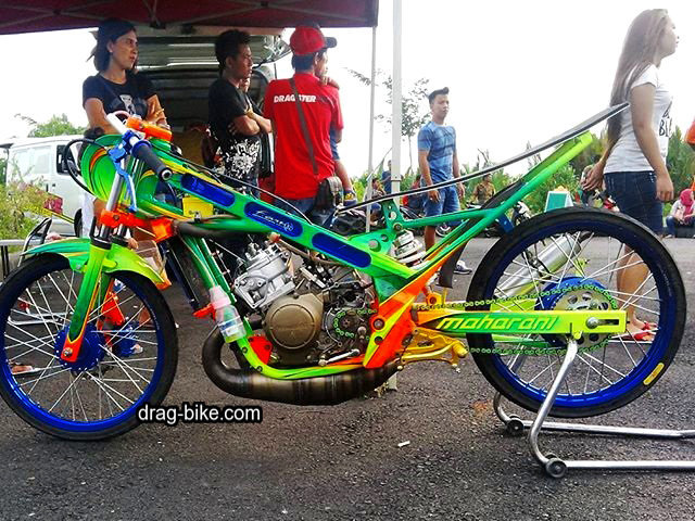 foto drag liar ninja r racing thailook
