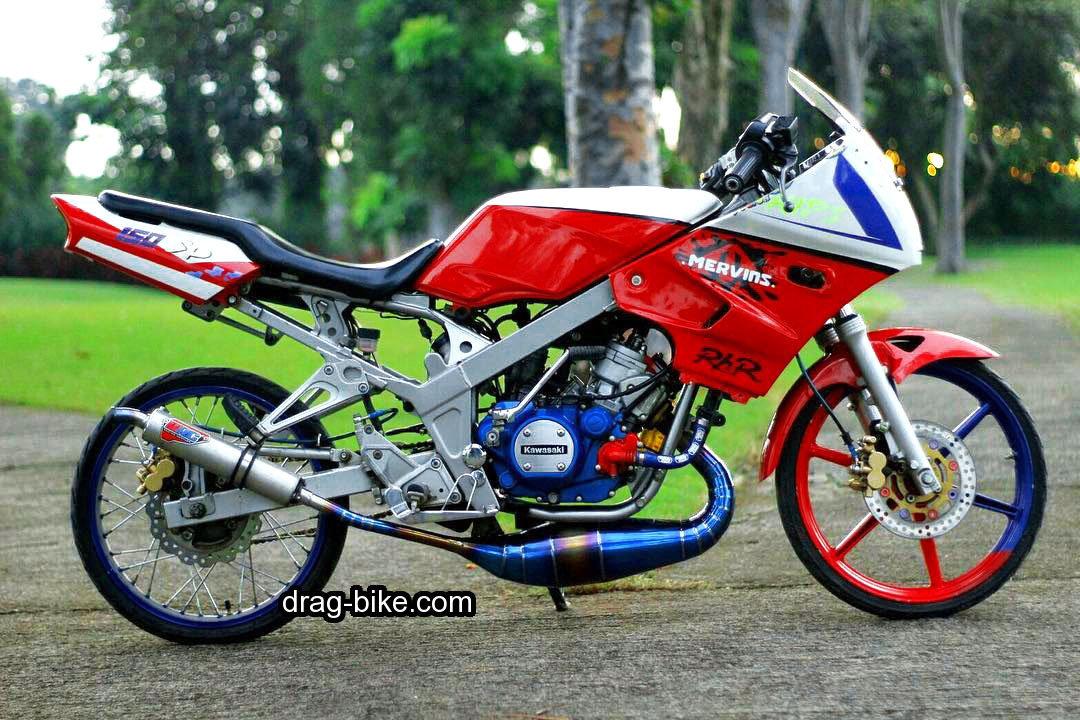 gambar foto modifikasi ninja r 150