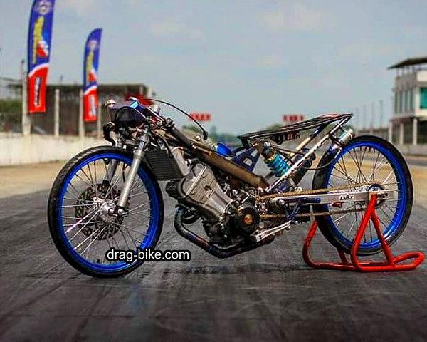 honda sonic drag 200cc