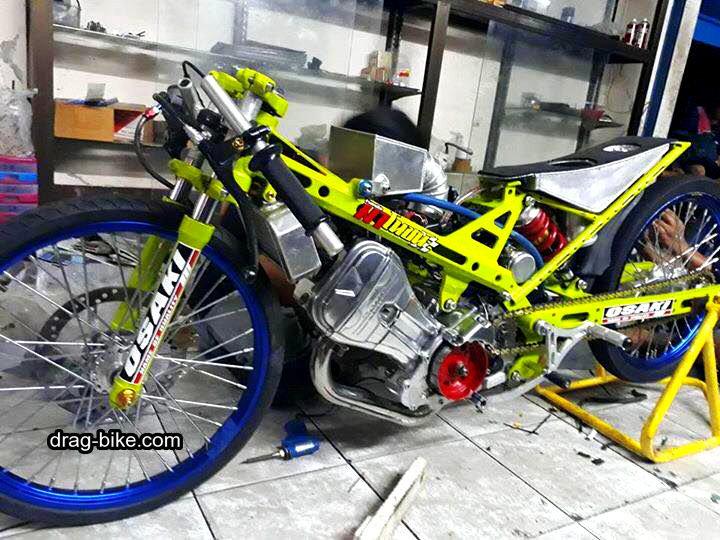 modif motor drag sonic