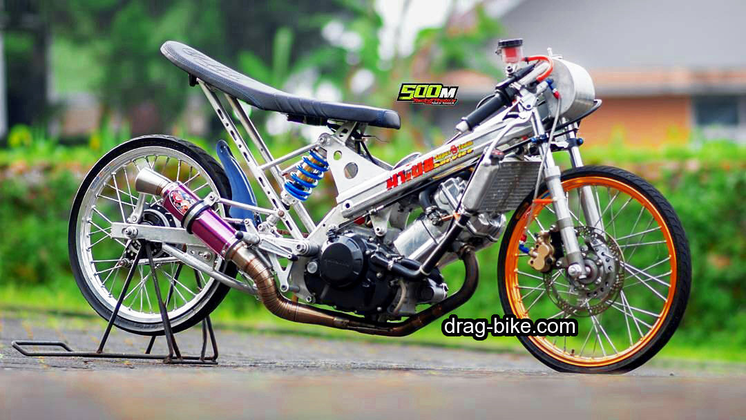 modifikasi honda sonic drag thailand mothai