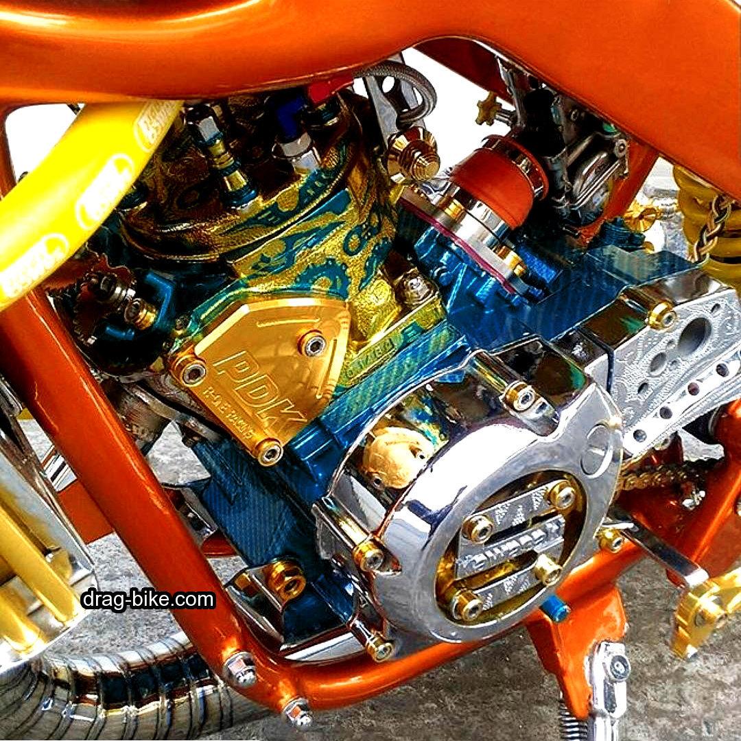99 Gambar Motor Ninja Drak Terupdate Obeng Motor