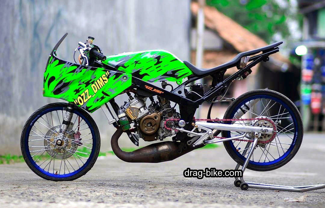 Gambar Motor Drag Bike Ninja | Automotivegarage.org