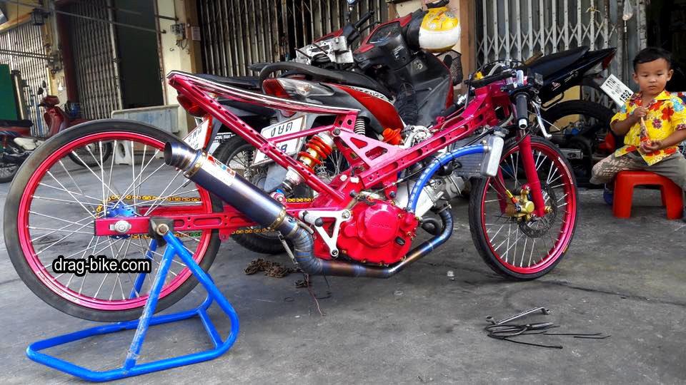 Otomotif Motor Drag