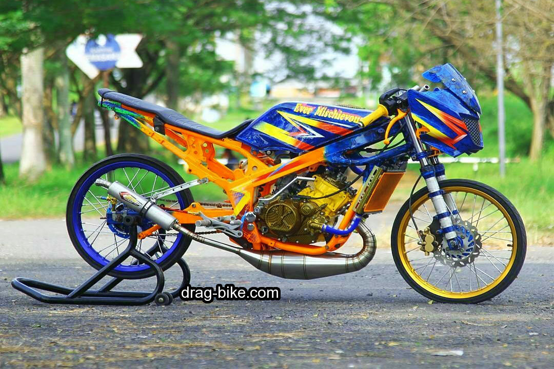 modifikasi ninja r 150 thailook style racing street