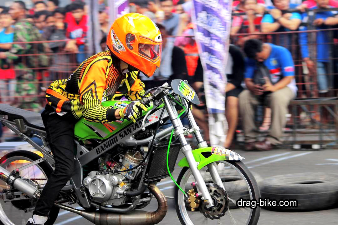 motor ninja modifikasi drag indonesia