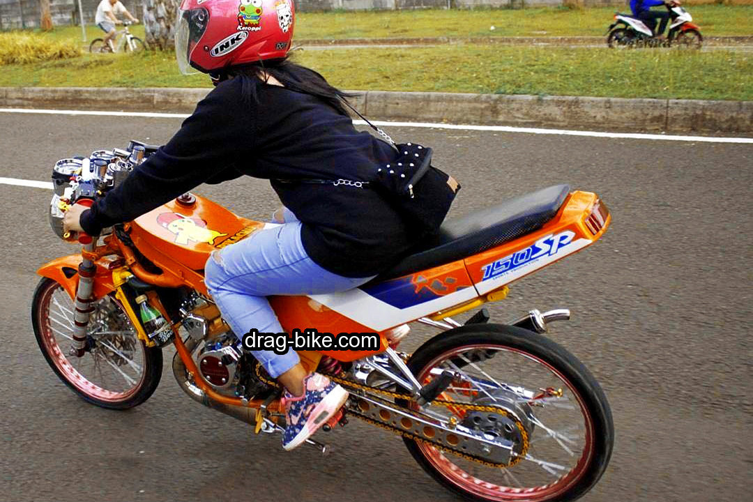 mothai thailook ninja r modifikasi simple thailand style