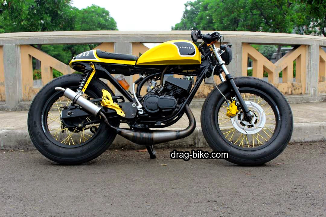 Cafe Racer Indonesia Rx King Modif