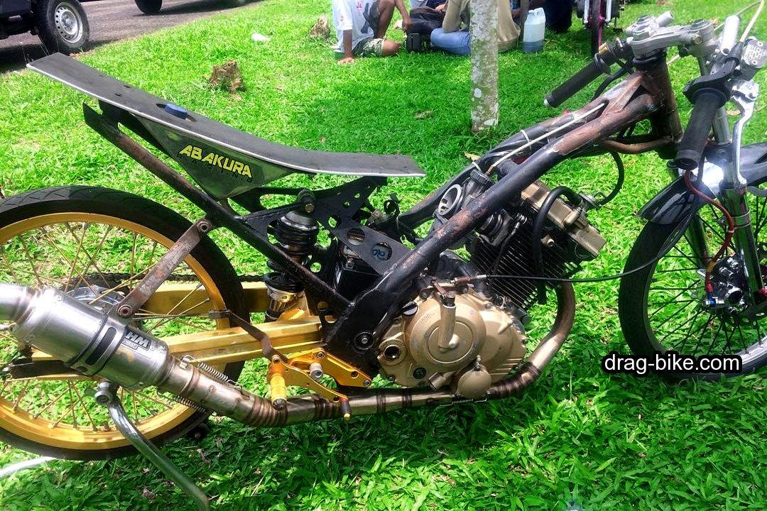Drag Fu 250cc Satria