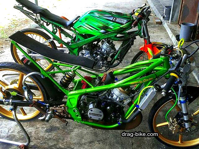 Foto Drag Ninja Rr Mothai Style Racing