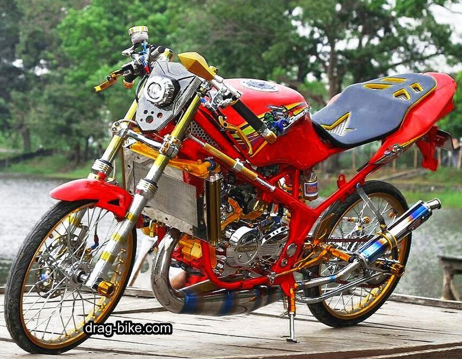 Foto Kawasaki Ninja RR Full Modif