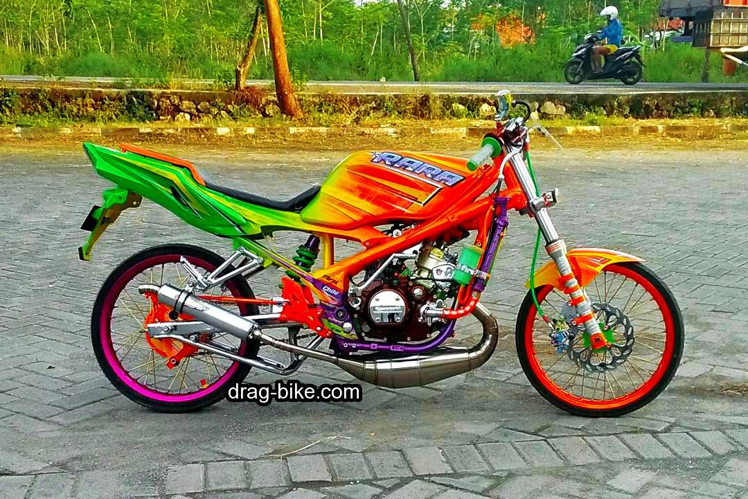 Foto Motor Ninja RR Jari Jari Street Racing