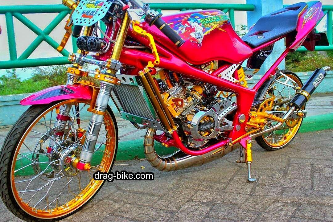 Gambar Kawasaki Ninja RR Street Racing