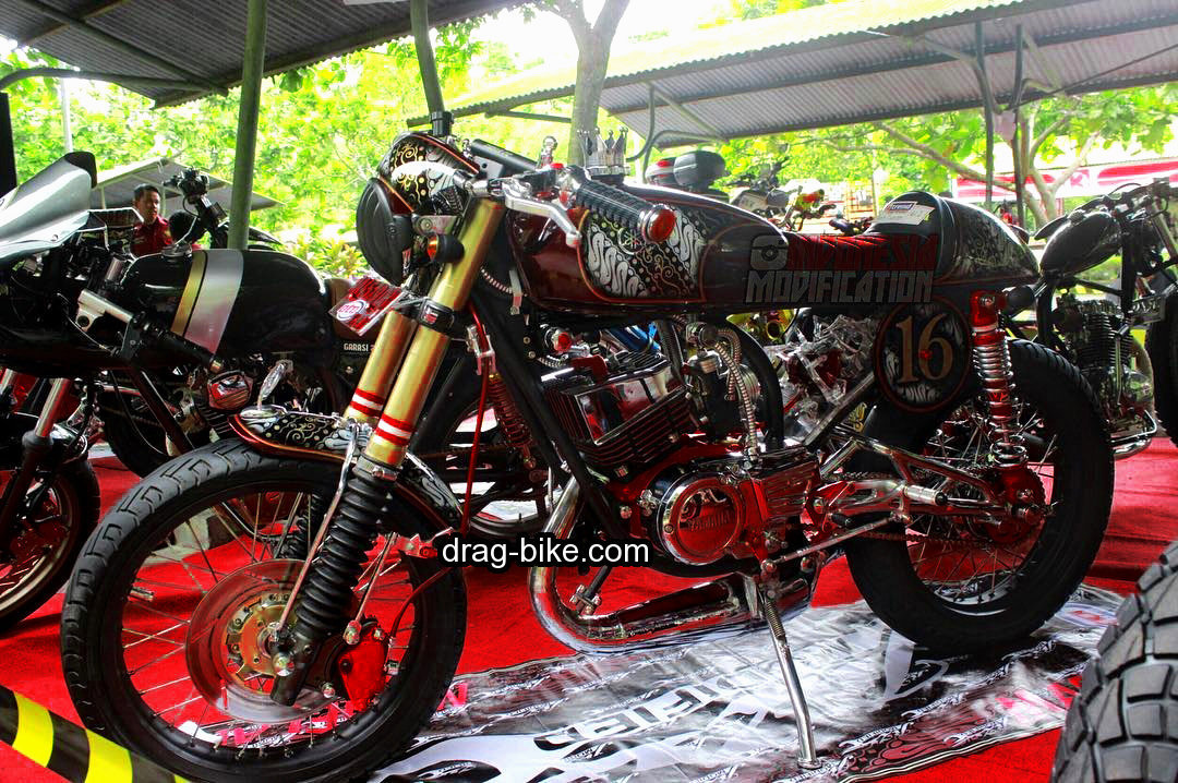 Kontes Modifikasi Rx King Cafe Racer