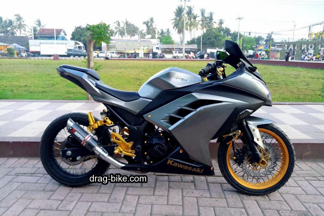 Modif Kawasaki Ninja 250 Fi Modifikasi Terbaru