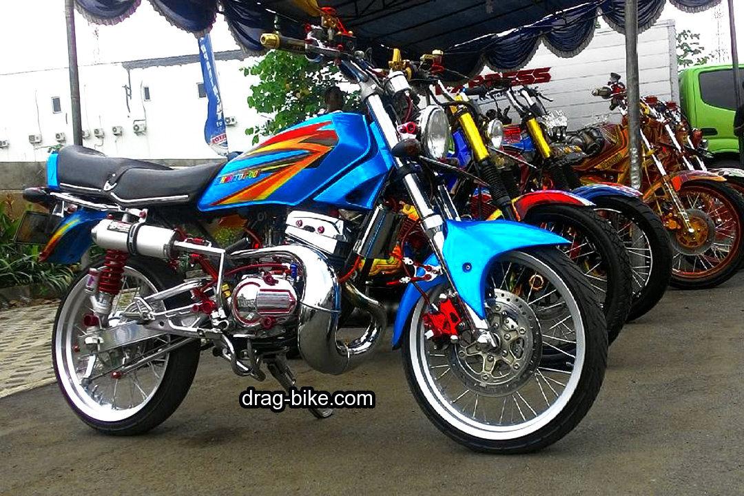Modif Motor Rx King Terbaik Kontes
