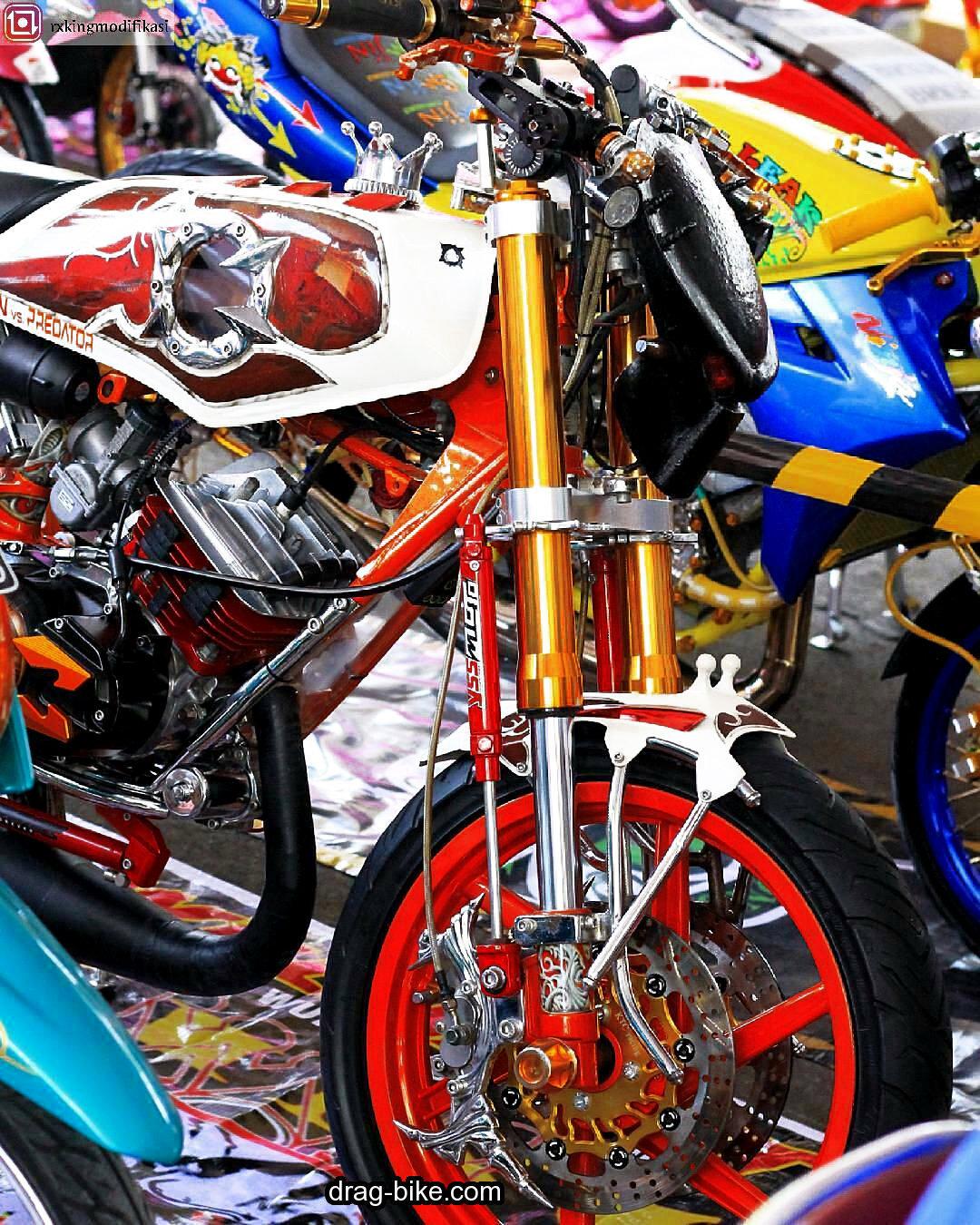 Modifikasi Motor Rx King Modif Terbaik Kontes