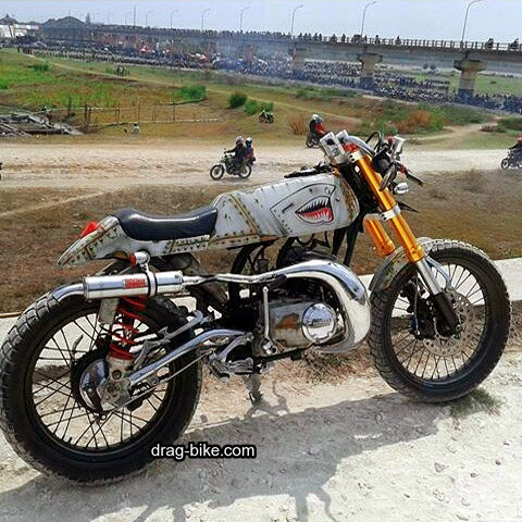 Modifikasi Rx King Extreme Custom