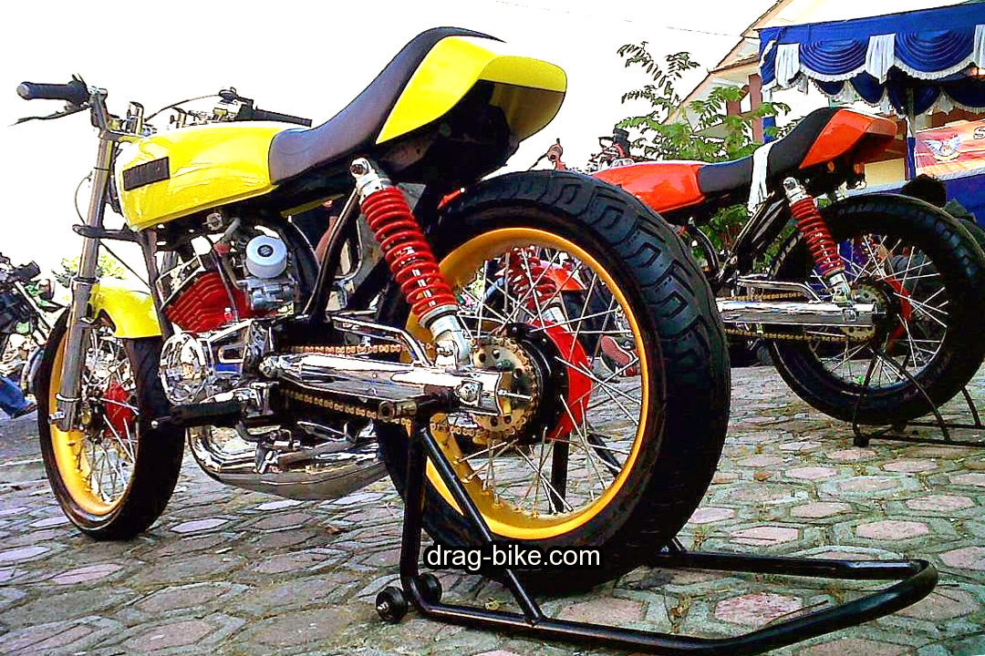 Modifikasi Rx King Japstyle
