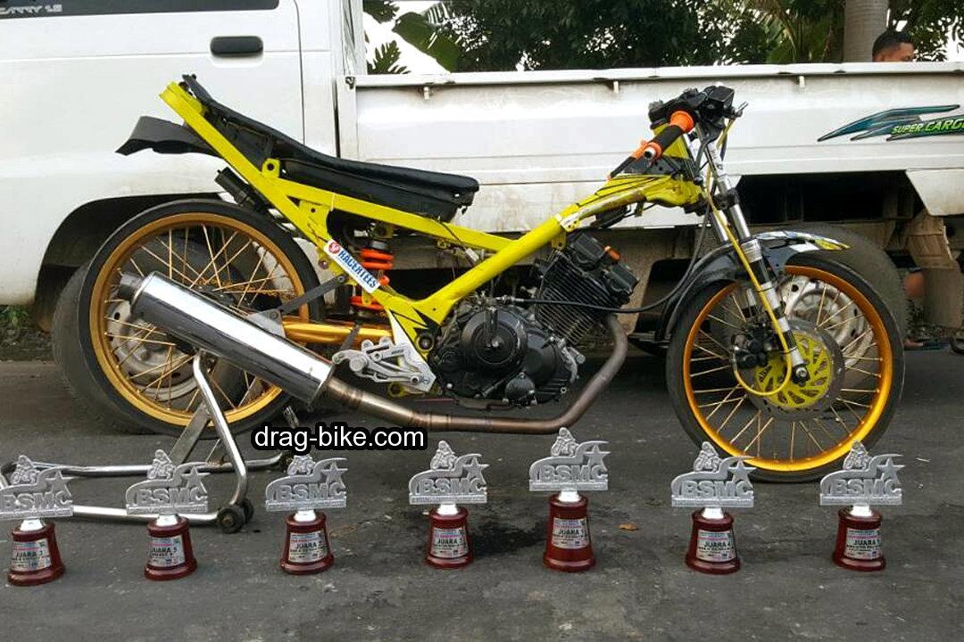 Motor Drag Fu 200cc