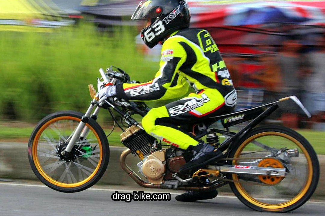 Motor Fu Drag Race