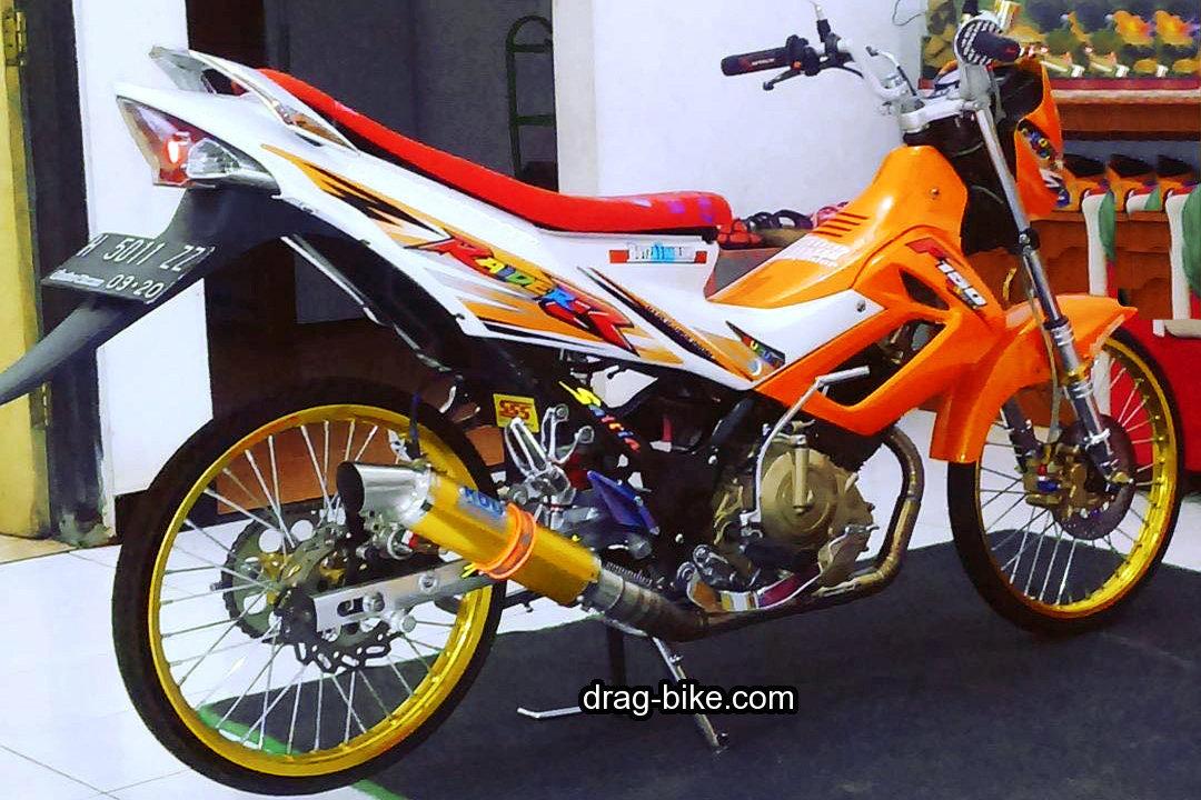 Suzuki Raider Thailook Satria Fu Racing