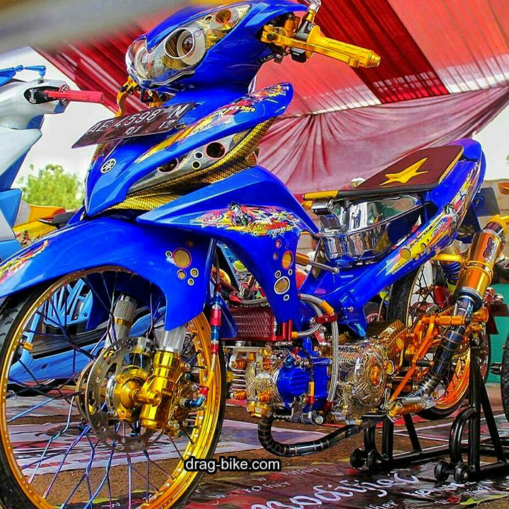 Jupiter Z Modif Body Jupiter MX