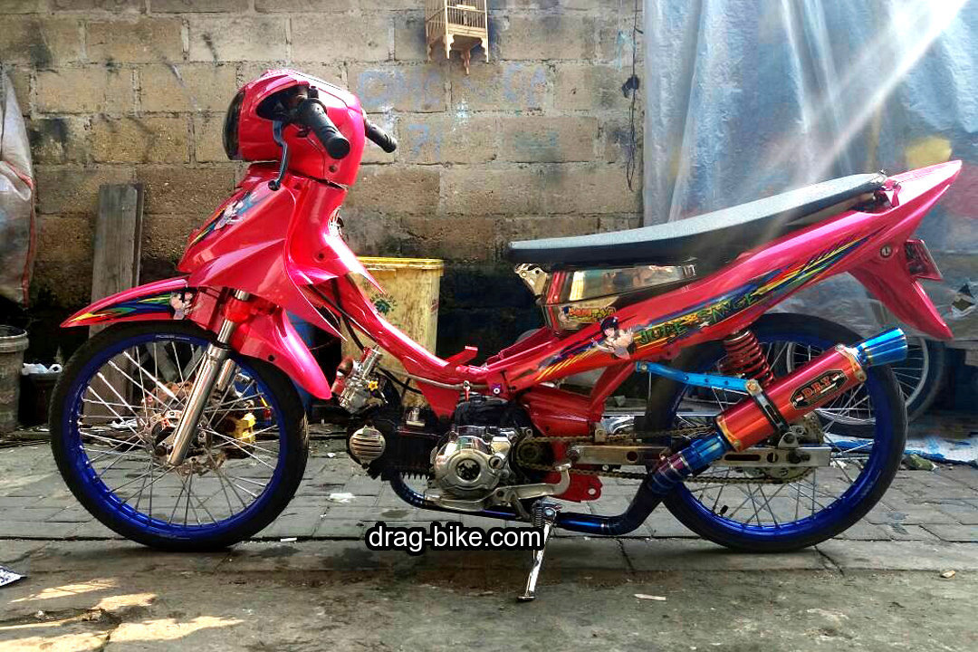 Modifikasi Jupiter Z 2008 Kontes