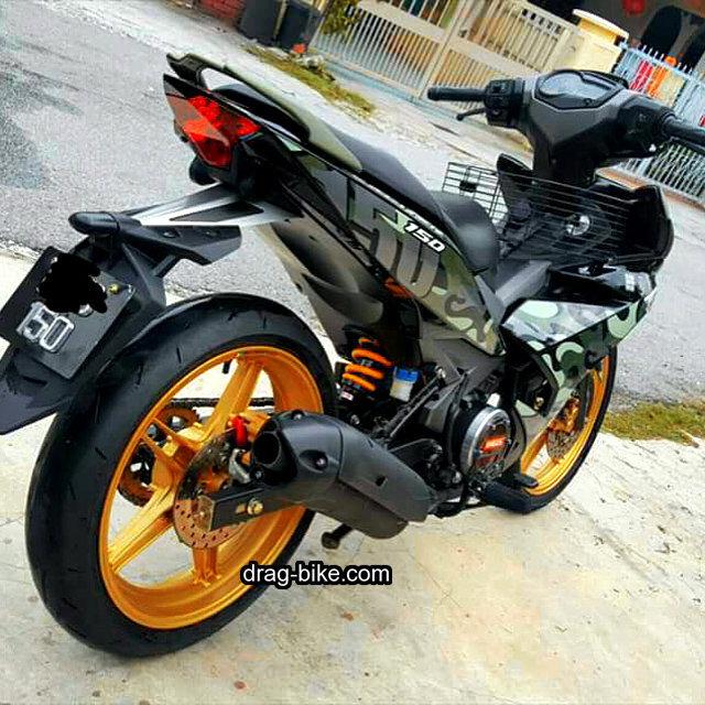 Modifikasi Motor Jupiter Mx 5 Speed