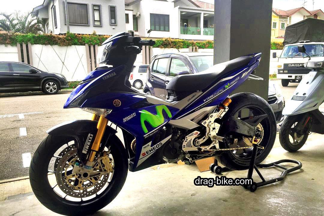 Modifikasi Mx King 150cc