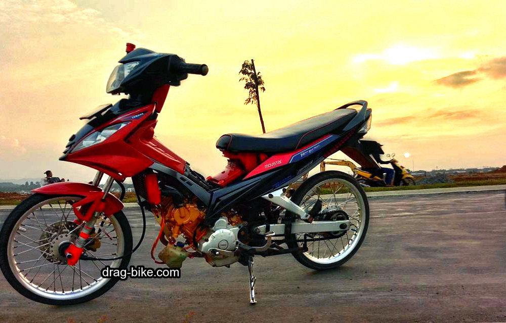 Yamaha Jupiter Mx 135 Modifikasi