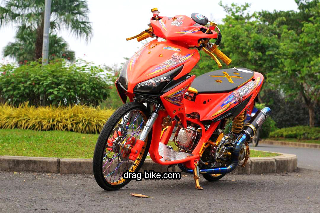 Modifikasi Stang Vario 150