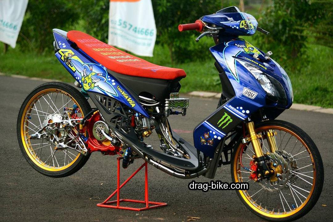 Foto Drag Mio Soul Racing