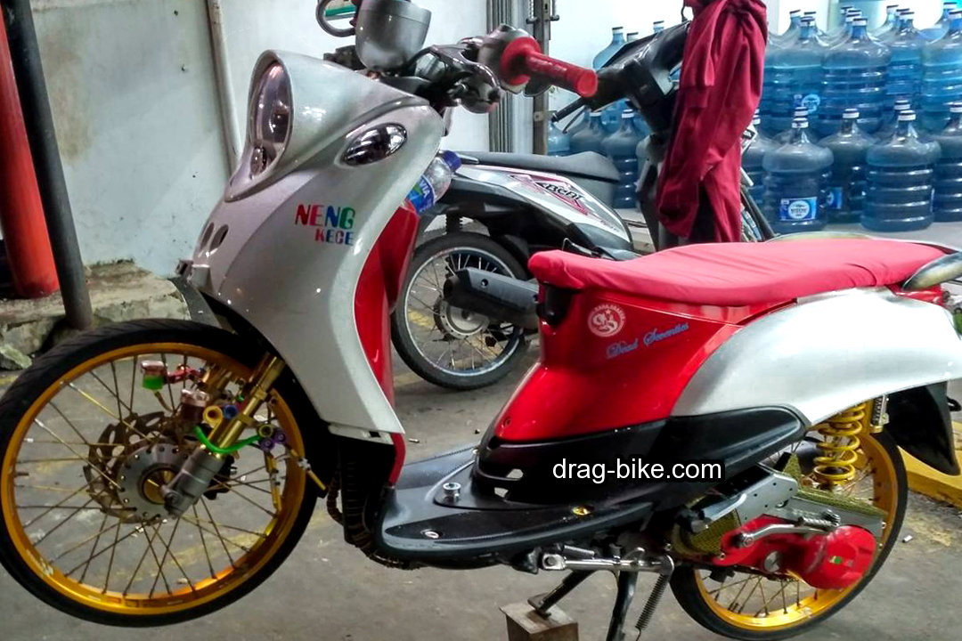 Modif Fino Simple Thailook Style