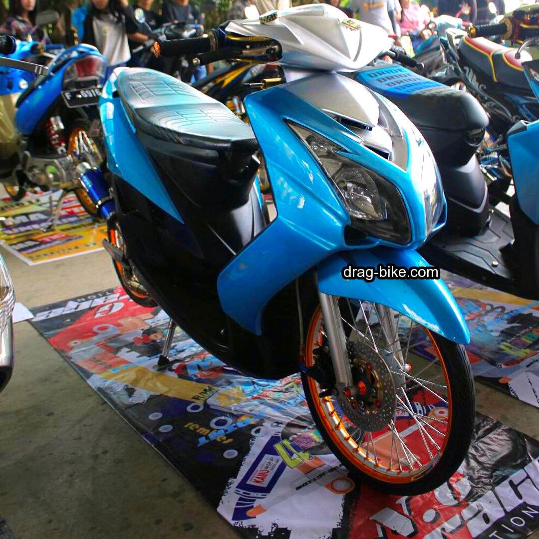 72 Modifikasi Motor Mio Soul Thailook Terkeren Kujang Motor