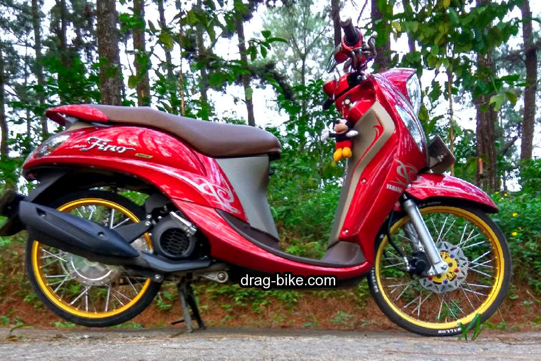 Motor Fino Modif Simple